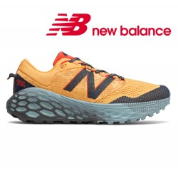 New Balance Fresh Foam More Trail V1, habanero ocean grey