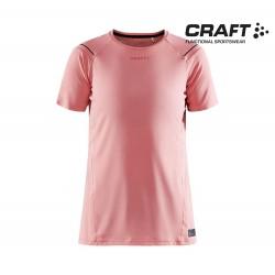 Craft Pro Hypervent SS T-shirt Women, coral