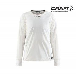 Craft Pro Hypervent LS Wind Top Woman, whisper