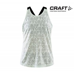 Craft Core Charge Logo Singlet Women, xylitol