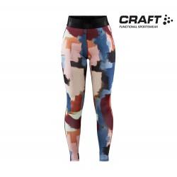 Craft Core Essence Tights Woman, shades/mul
