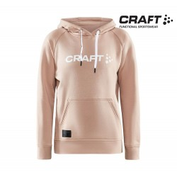 Craft Core Hood Woman, macaron