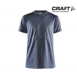 Craft Core Essence SS Mesh T-shirt Men, Asphalt