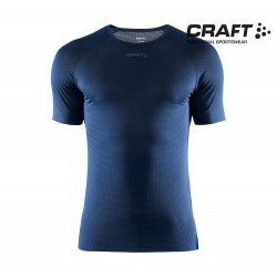 Craft Pro Dry Nanoweight SS T-shirt Men, blaze