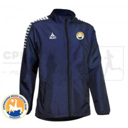 Select Monaco Training Jacket, navy - Cph Beach Soccer Club