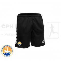 Select Monaco Player Shorts, black - Cph Beach Soccer Club