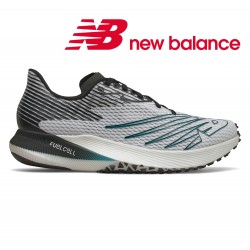 New Balance FuelCell RC Women, white black