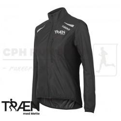 Fusion S1 Run Jacket Women, black - Træn med Mette