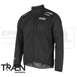 Fusion S1 Run Jacket Men, black - Træn med Mette