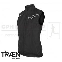 Fusion S100 Run Vest Women, black - Træn med Mette