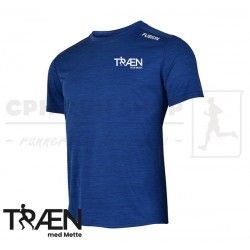 Fusion C3 Tshirt Men, night blue - Træn med Mette