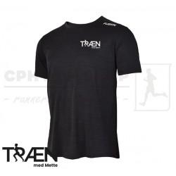 Fusion C3 Tshirt Men, red - Træn med Mette