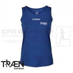 Fusion C3 Singlet Women, night blue - Træn med Mette