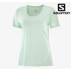 Salomon Agile SS Tee Women