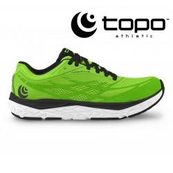 Topo Athletics Magnifly 3 Men bright green/black