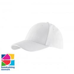 Pro Control Impact Cap, hvid - Bueskydning Danmark