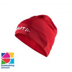Pro Control Hat, rød - Bueskydning Danmark