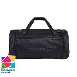 Transit Roll Bag 60L, sort - Bueskydning Danmark