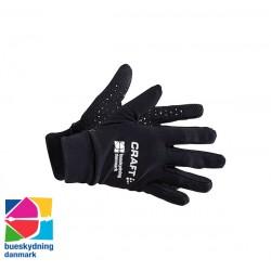Team Glove, sort - Bueskydning Danmark
