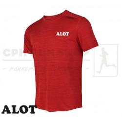 Fusion C3 T-shirt Men, red - ALOT
