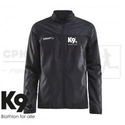 Craft Rush Wind Jacket, Men - K9 Biathlon