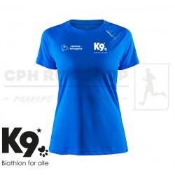 Craft Community Tee, Women - Sammen i bevægelse - K9 Biathlon
