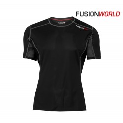 Fusion PRF T-shirt Men, black