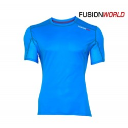 Fusion PRF T-shirt Men, blue