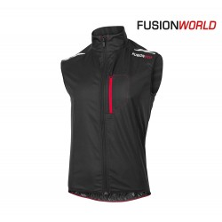 Fusion S100 Run Vest Men, black