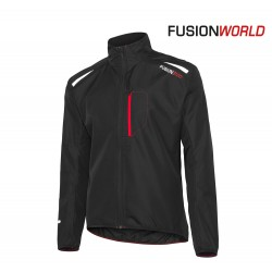Fusion S100 Run Jacket Men, black