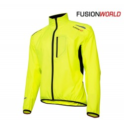 Fusion S100 Run Jacket Men, yellow