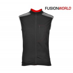 Fusion Multisport Vest Men, black