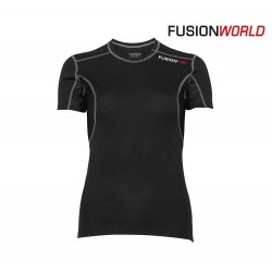 Fusion PRF T-shirt Woman, black