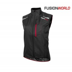 Fusion S100 Run Vest Woman, black