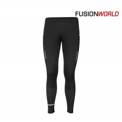 Fusion S3 Long Tights, black