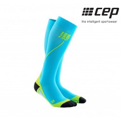 CEP Run Sock 2.0 Men, hawaii blue/green