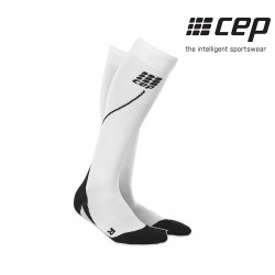 CEP Run Sock 2.0 Men, white/black