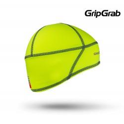 GripGrap Hi-Vis Skull Cap, fluo yellow