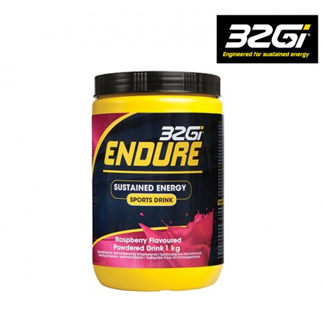 32Gi Endura 900g Tub, raspberry