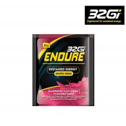 32Gi Endure 50g Sachets, raspberry
