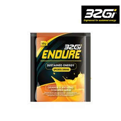 32Gi Endure 50g Sachets, orange