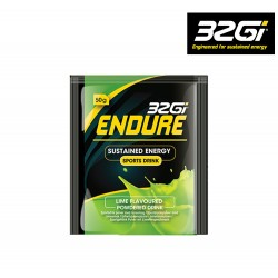 32Gi Endure 50g Sachets, lime