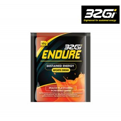 32Gi Endure 50g Sachets, peach