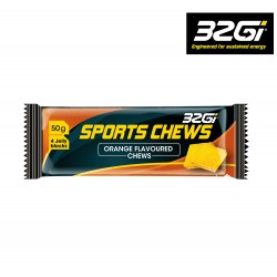 32Gi Endure Sport Chews, orange