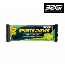 32Gi Endure Sport Chews, lime
