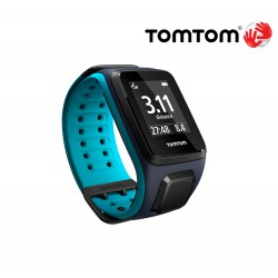 TomTom Runner 2 (L), sky captain/scuba blue