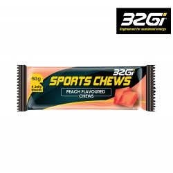 32Gi Endure Sport Chews, peach