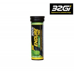 32Gi Endure Range Tabs, lime