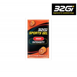 32Gi Race Range Sports Gel, blood orange