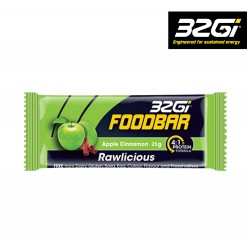 32Gi Endure Range Foodbar, apple cinnamon